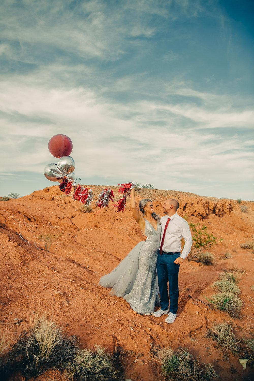 Las Vegas Elopement Rock n Roll Bride elopement Smoke Bomb-165.jpg