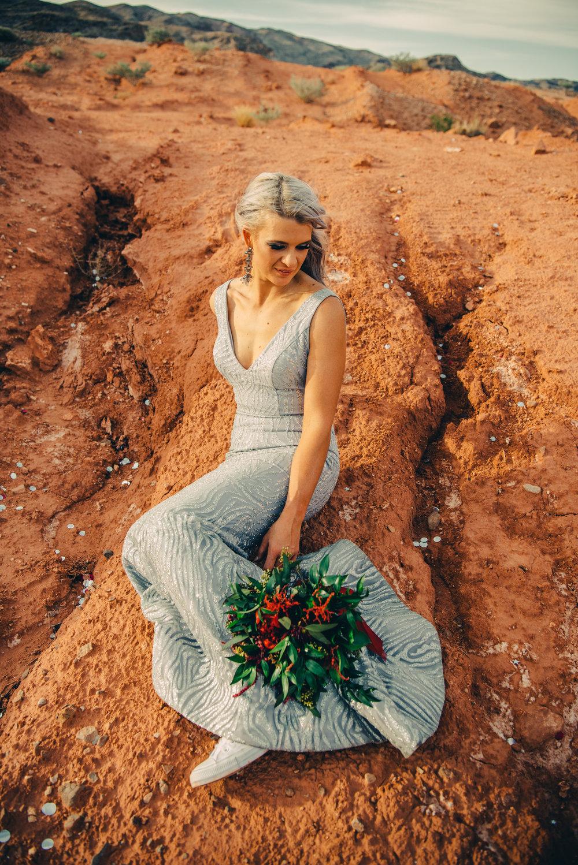 Las Vegas Elopement Rock n Roll Bride elopement Smoke Bomb-193.jpg