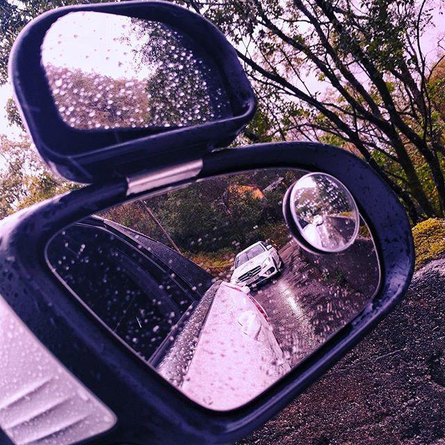 Landeveg i regnvær #uvær #vestlandetsbeste #bilmc