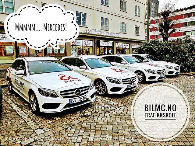 Start din trafikkopplæring med oss! #hverdag #talappen #flestfornøydeelever #bilmc #mercedesbenz
