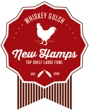 Whisky Gulch New Hamps