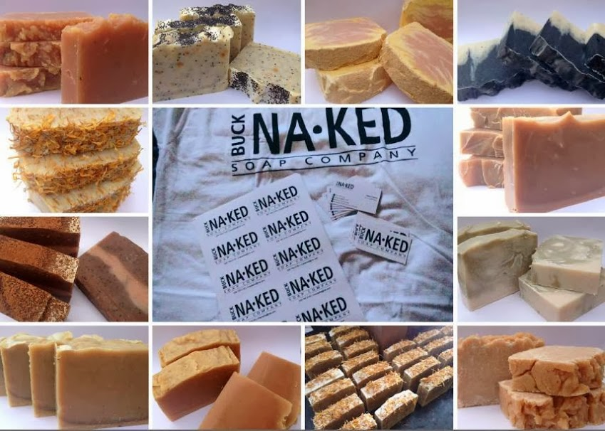 Buck Naked Soap Co.
