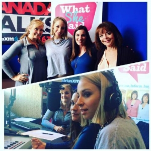 What She Said: Radio Interview