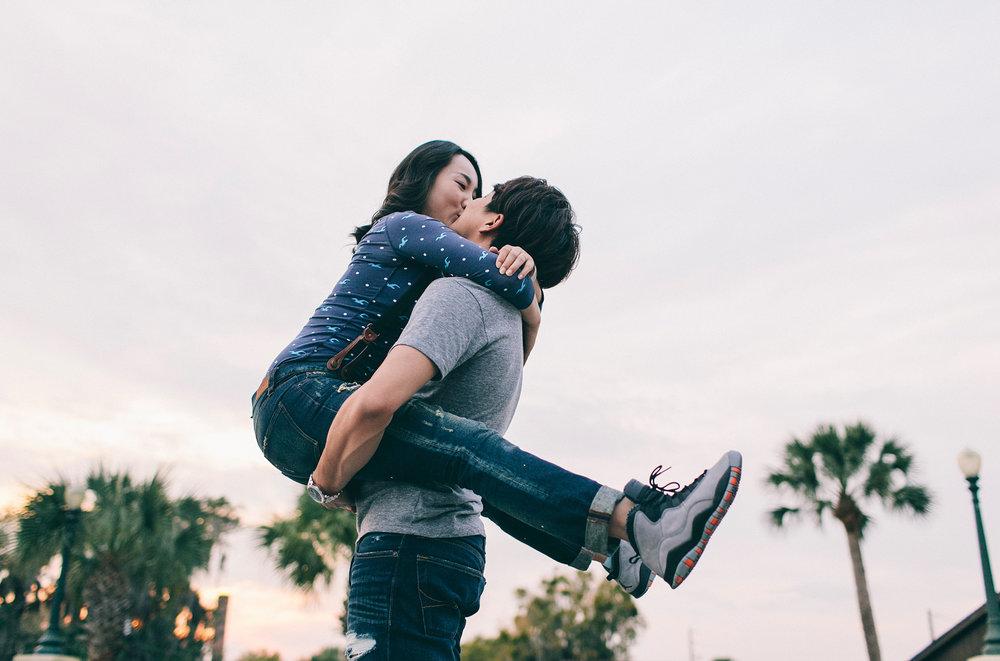 Orlando Engagement and Wedding Photographer