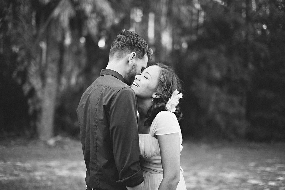 Orlando Engagement Portrait Photographer