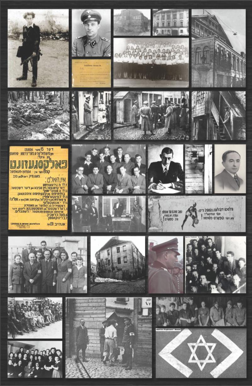 reVILNA - Poster, YIVO