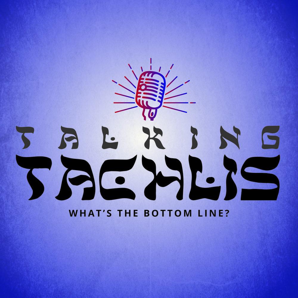 Talking Tachlis - Podcast Art, Talking Tachlis