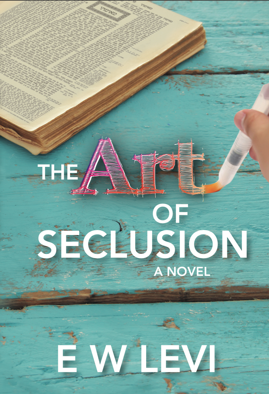 Art of Seclusion - Book Cover