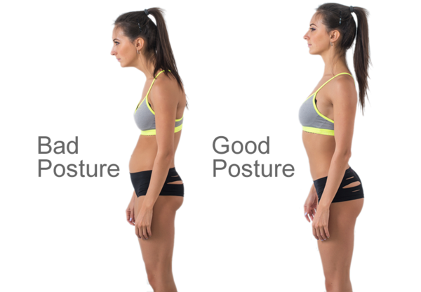 Posture - The number one issue we see in our office is pain in the neck and across the shoulders with associated head aches.  This condition is caused primarily by poor posture!   When the shoulders and head are rolled forward the muscles that hold the head up are forced to work exponentially harder causing spasms and soreness that soon becomes chronic.  This is due to looking down at our cell phones and computer screens.  Ask Dr. Stemp how you can combat Poor Posture Pain.
