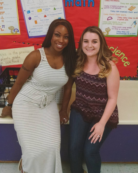 Shaneka Rodenhiser and Teresa Harris are just one small step away from receiving their   #GED   credential. Both have successfully completed three sections of the   #GED  , with just the Math portion scheduled this week!   #success