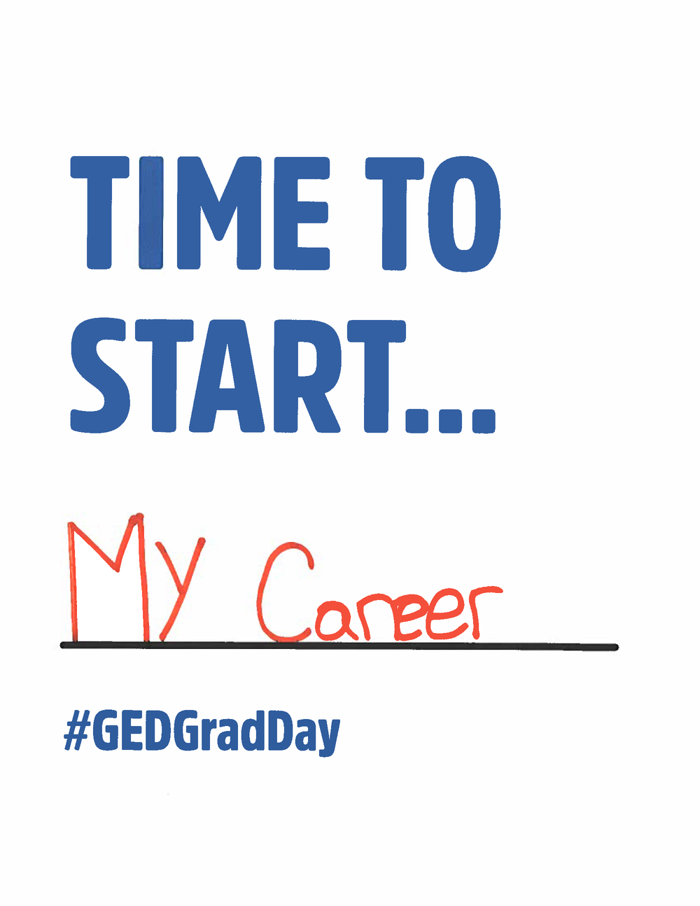 Johnny G. GED Grad Day Poster 2018.png