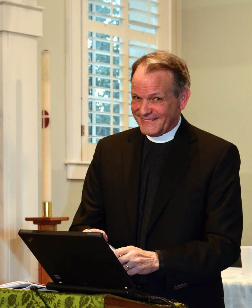 Our Rector - The Very Reverend John Burwell