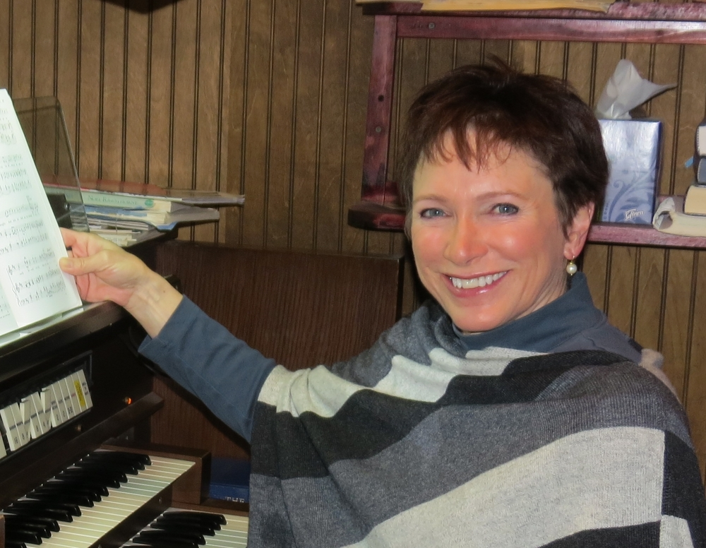 Dr. Elisa Moskovitz, Director of Music Ministries