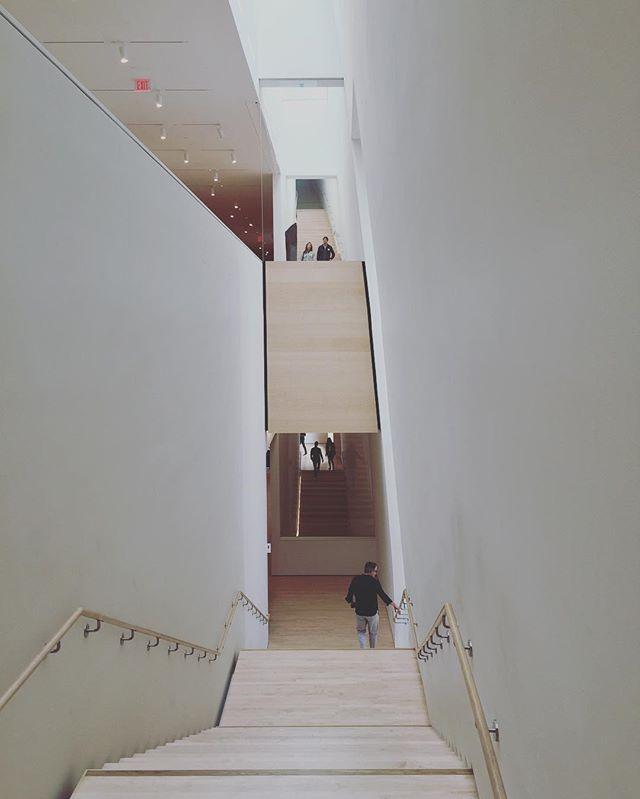 Minimalist dreams 😍 #sfmoma #museumsaturday