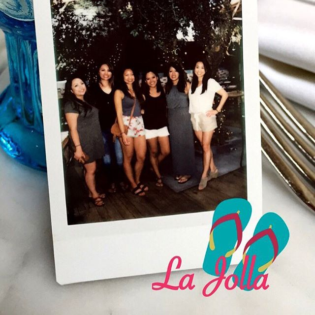 Happy happy 30th Mae! #NDLovelies #lajolla