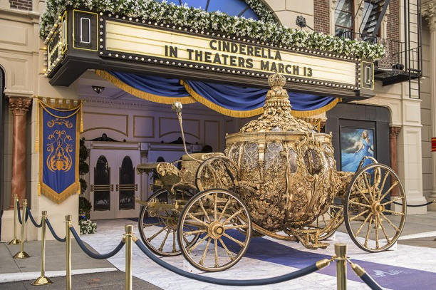 CInderella Coach Hollywood Studios.png