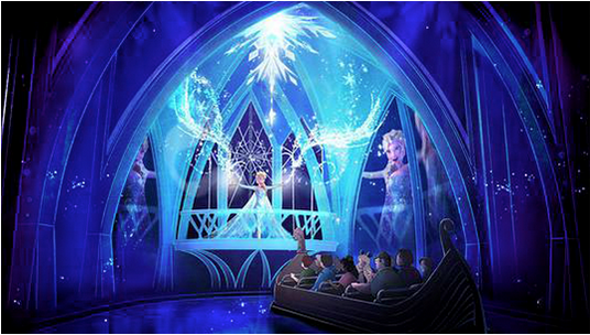 Frozen Ever After, Meet and Greet Planned for Epcot in 2016