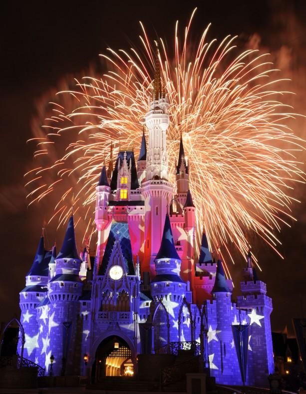 4th of July Fireworks at Magic Kingdom