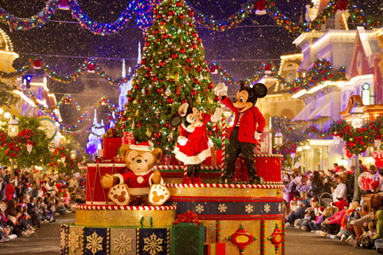 Mickey's Very Merry Christmas Party Dates and Special Offers 2015