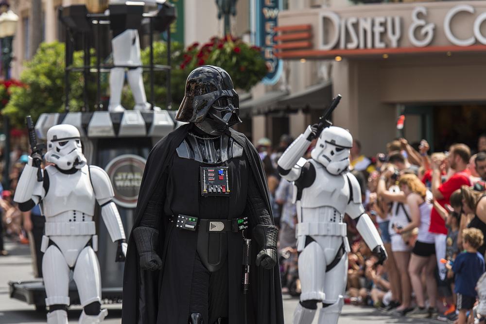 Star Wars Meet 'N' Greet at Walt Disney World