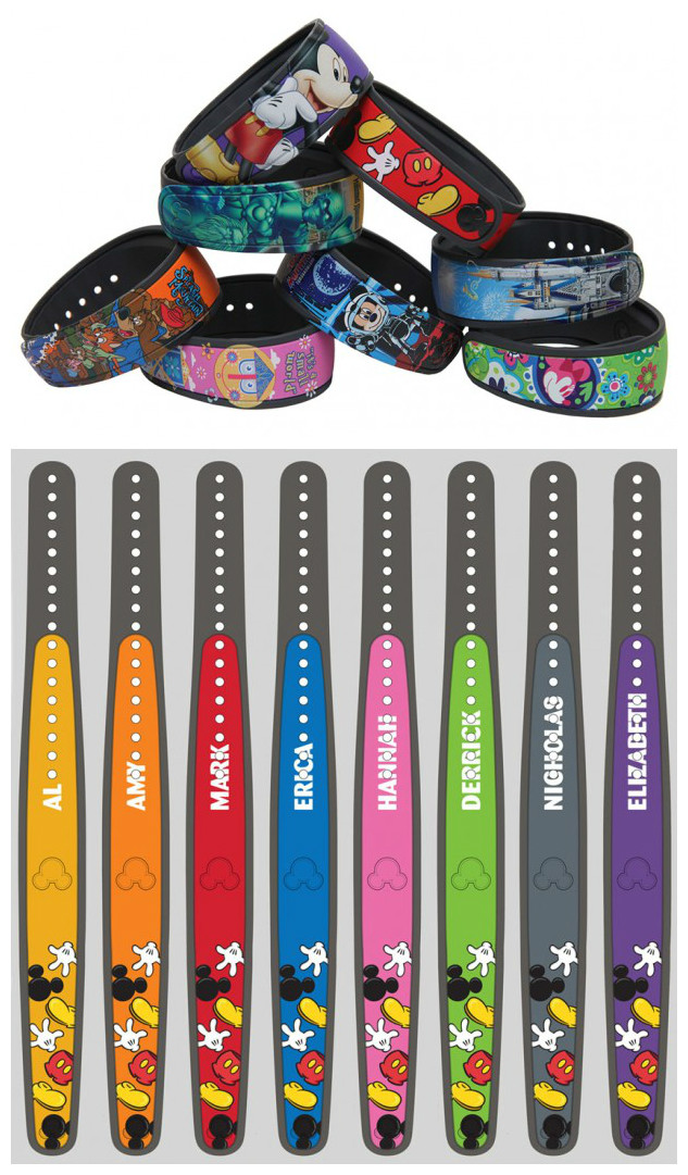 Custom MagicBands