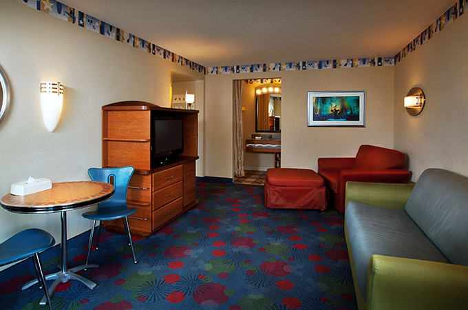 Discounted rates for Disney's All Star Music Resort