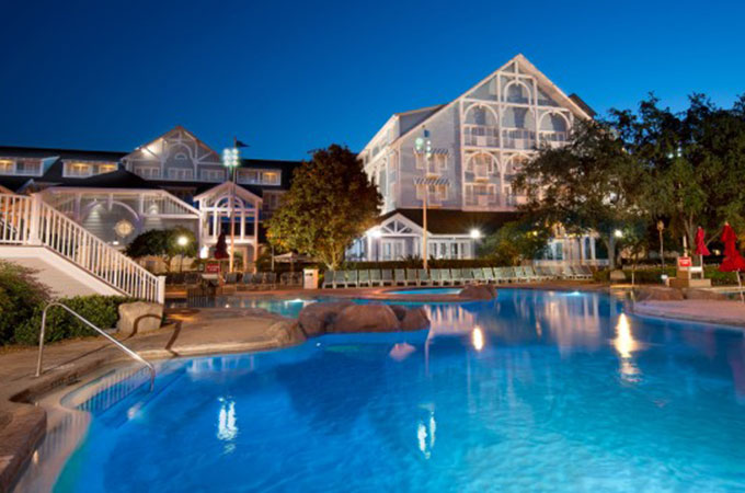 Disney's Beach Club Resort Offer