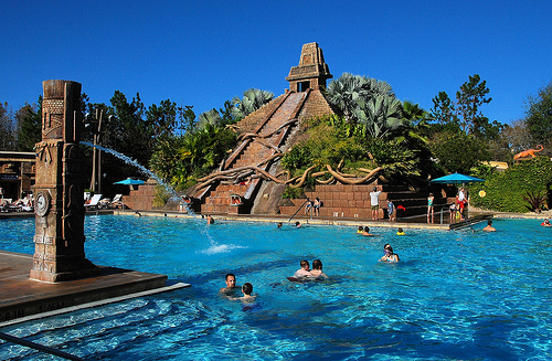 Save at Disney's Coronado Springs Resort for Tikifest 2016