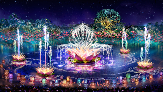 Rivers of Light at Disney's Animal Kingdom Park