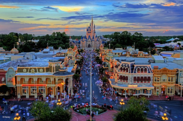 Magic Kingdom Celebrates 45th Anniversary!