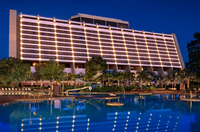 Disney's Contemporary Resort Offer - Magical Vacations