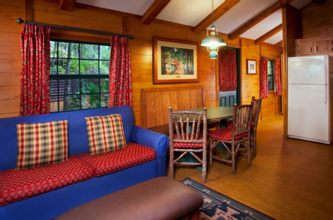 Disney's Ft. Wilderness Cabin offer from Magical Vacations Travel