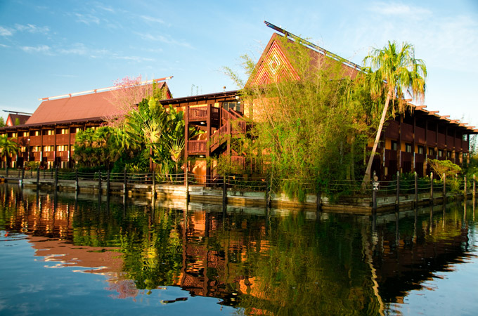 Magical Vacations Travel Offer - Polynesian October