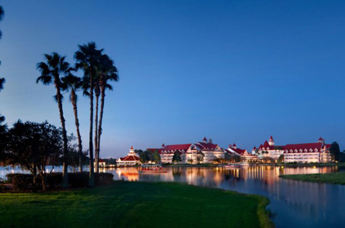 Magical Vacations Travel - Grand Floridian - November Offer