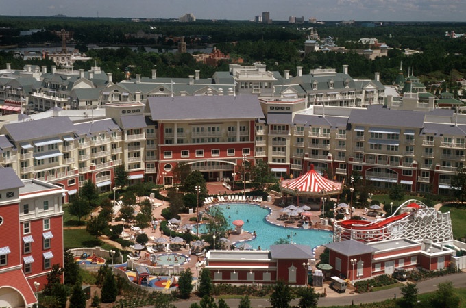 Jersey Week Offer - Walt Disney - World - Magical Vacations Travel - Boardwalk
