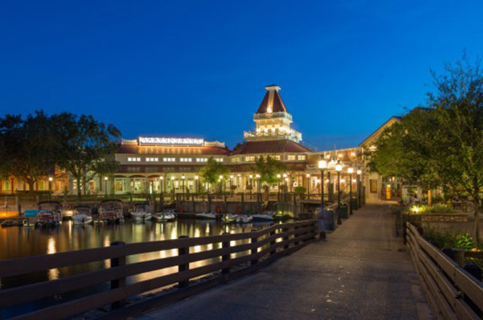 Disney World - Port Orleans Resort - Jersey Week - Magical Vacations Travel
