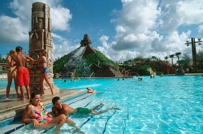 Jersey Week - Coronado Springs - Magical Vacations Travel Offer - Walt Disney World
