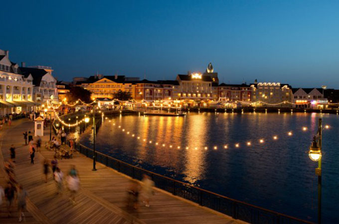 Boardwalk Resort Offer | Magical Vacations Travel
