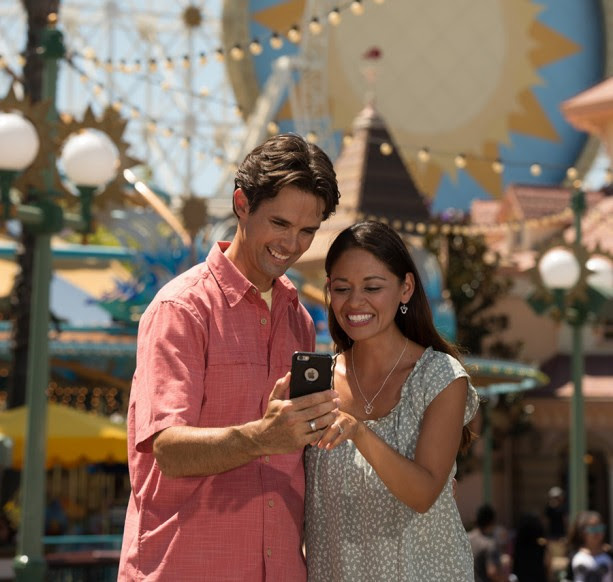 New Disneyland App Offers PhotoPass Service