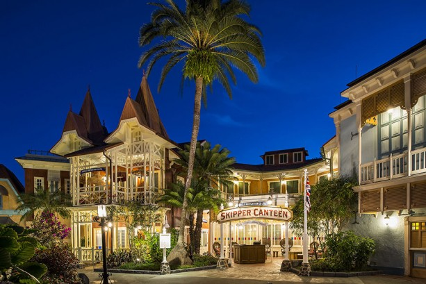 Skipper Canteen will take same-day reservations Feb 12-27, 2016