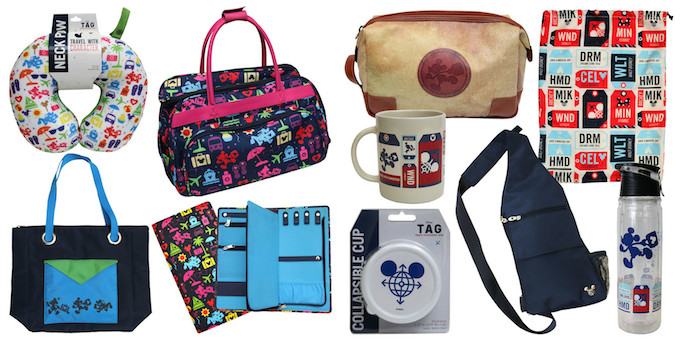 Disney World Travel Gear