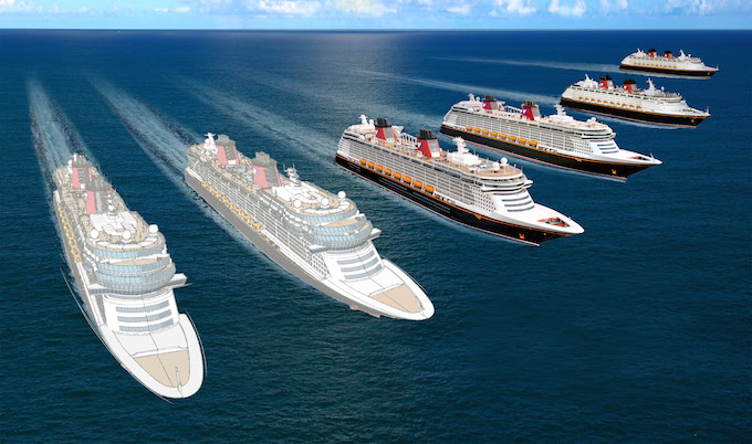Disney Cruise Line is adding 2 new ships to its fleet.