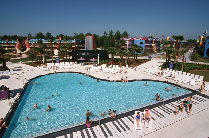 Save at Disney's All Star Music Resort!