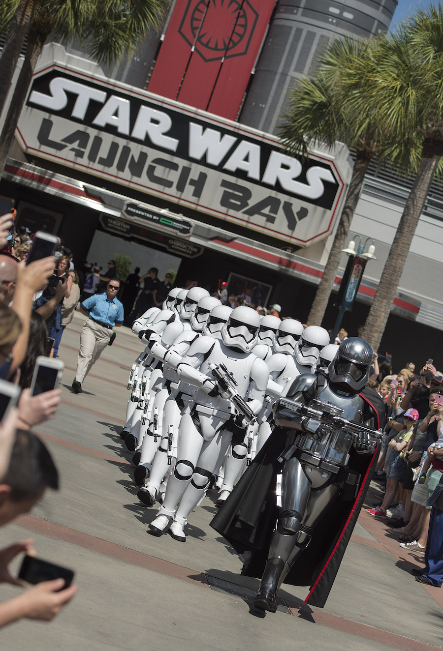 New Star Wars Attractions Coming to Walt Disney World Summer 2016