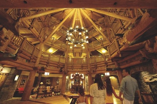 The Villas at Disney's Wilderness Lodge is renamed.