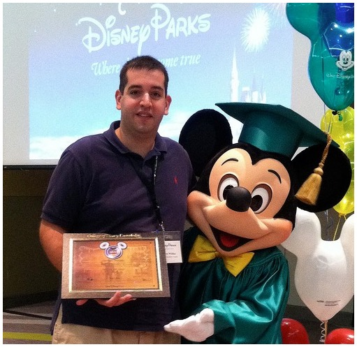 Darren Wittko named a Best of the Best Disney Travel agent once again for 2016.