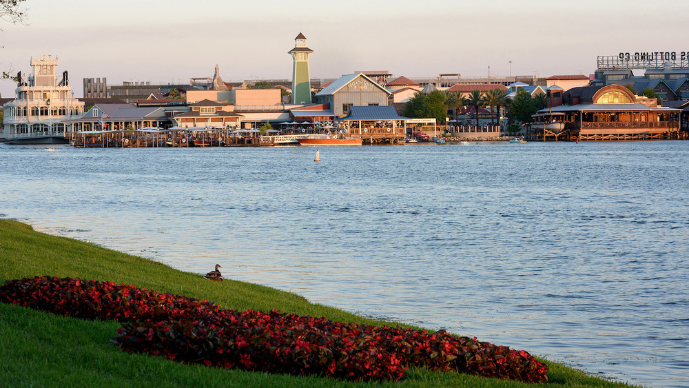 Disney's Saratoga Springs: perfect for a weekend getaway