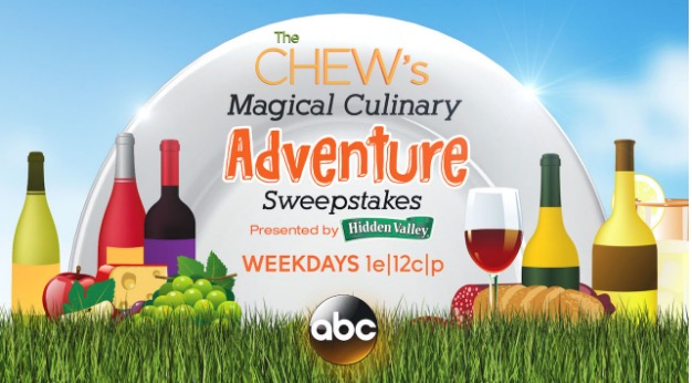 Epcot Food and Wine Festival Sweepstakes