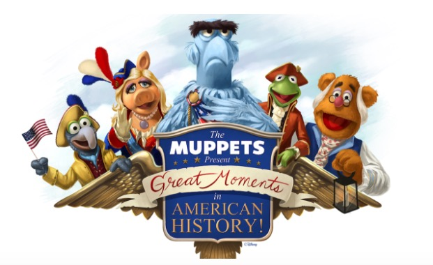 The Muppets Present Great Moments of American History