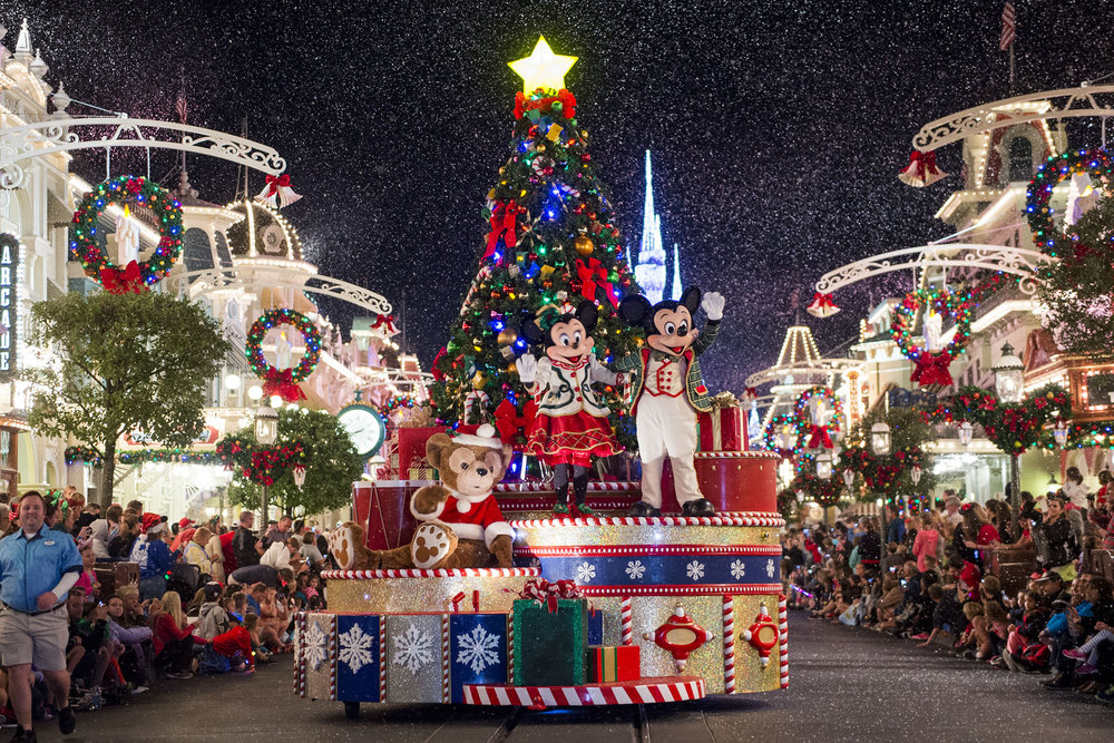 DVC Member Discount on Mickey's Very Merry Christmas Party 2016